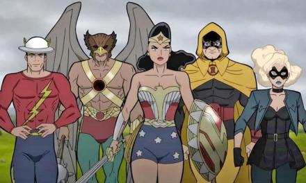 Watch The Justice Society: World War 2 Trailer Open Up the World Of DC In An Exciting New Way