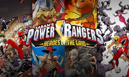 Power Rangers: Heroes of the Grid Has New Expansions  Teased At Renegade Con