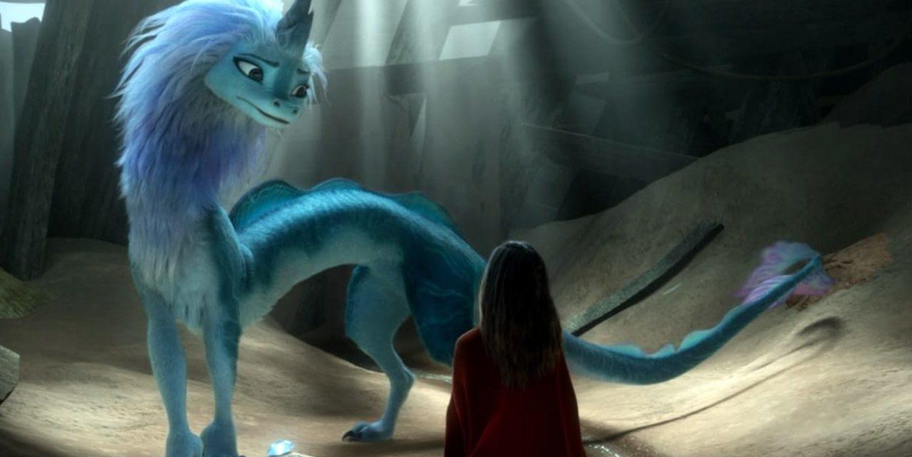 Disney Releases Delightful Crafting Raya Featurette