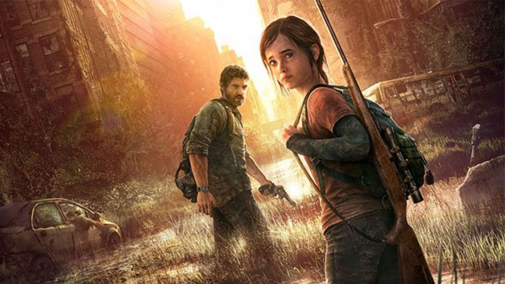 the last of us poster Troy Baker