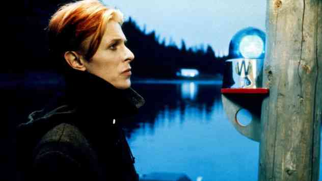 the man who fell to earth - bowie