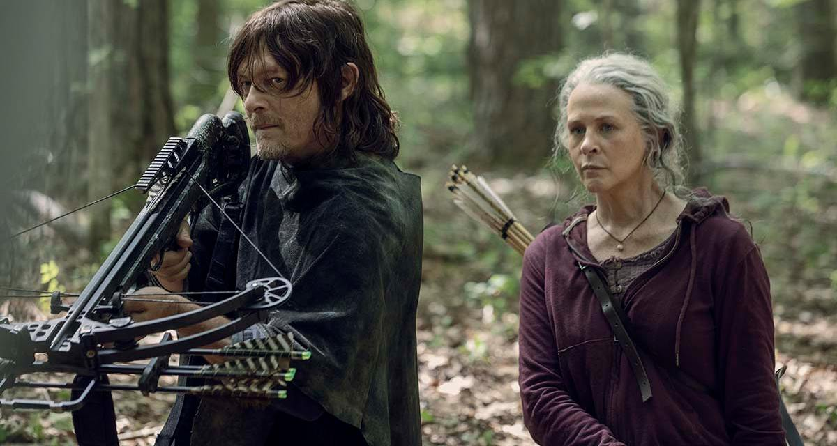 The Walking Dead Season 10 Bonus Episodes Trailer Promises A Showdown