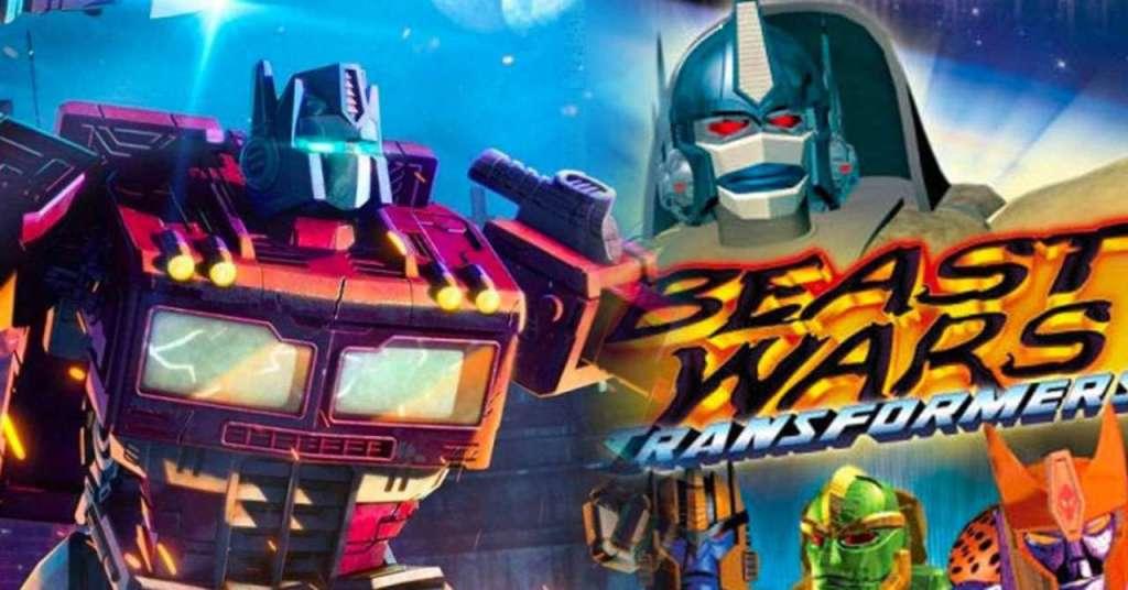 Transformers: Beast Wars Transformers: Beast Alliance Transformers 7