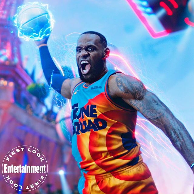 Space Jam: A New Legacy Reveals New Images And Quotes - The Illuminerdi