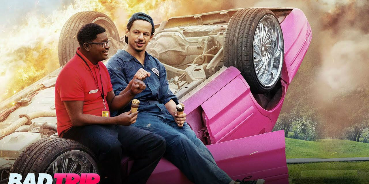 Bad Trip Movie Review: Eric Andre Brings Big Laughs in Wild Road Comedy