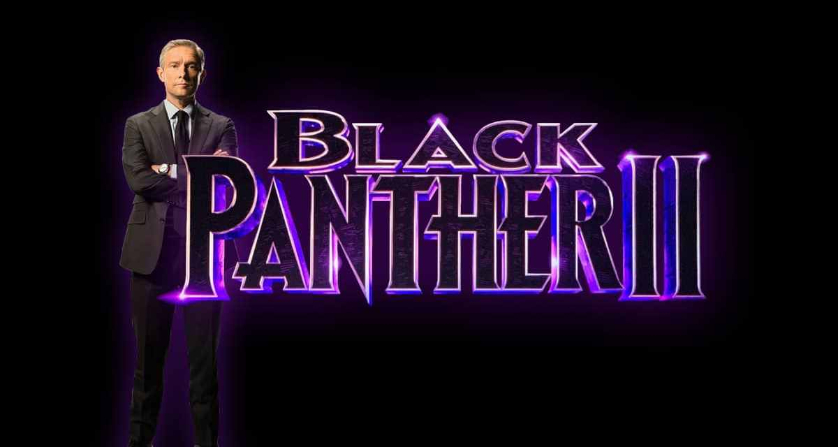 """Black Panther 2: Martin Freeman Confirms He's Back For More """"Fun"""" As Agent Everett Ross In Alluring Sequel"""