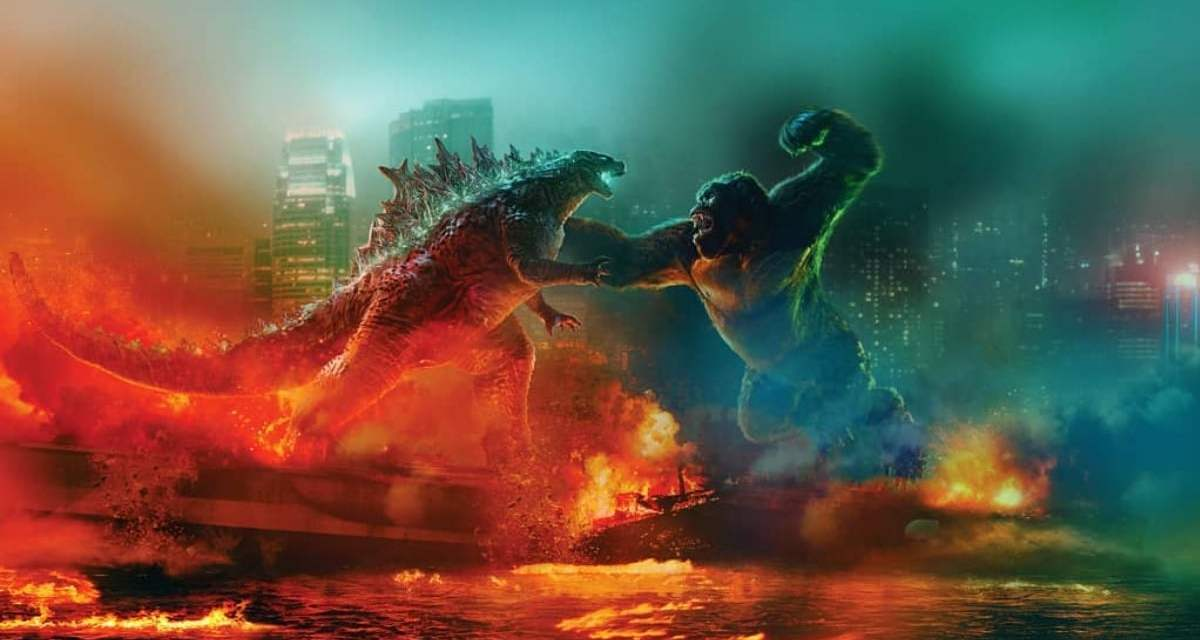 The 1st Social Media Reactions for Godzilla vs Kong Promise A Badass Monster Flick
