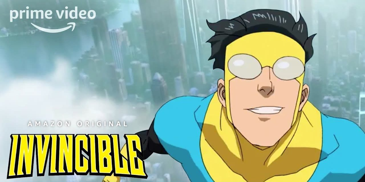 """Invincible Robert Kirkman Talks About Balancing Invincible Between Comic Fan And Newcomers As Well As How The Series Will """"Hit The Ground Running"""""""