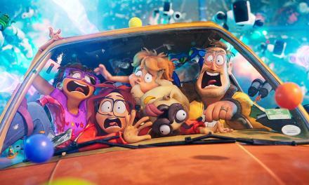 Netflix Releases 1st The Mitchells vs. The Machines Trailer