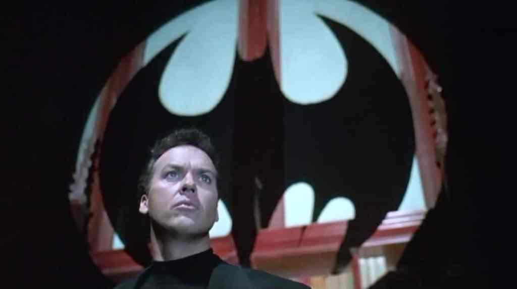 Michael Keaton Batman The Flash