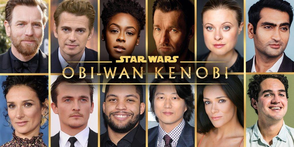 Obi Wan Kenobi Cast