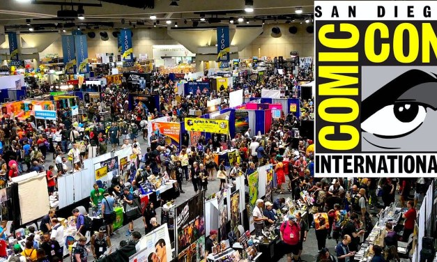 Special Thanksgiving Comic Con 2021 Event Facing Serious Resistance From Actors and Talent And It Makes Sense