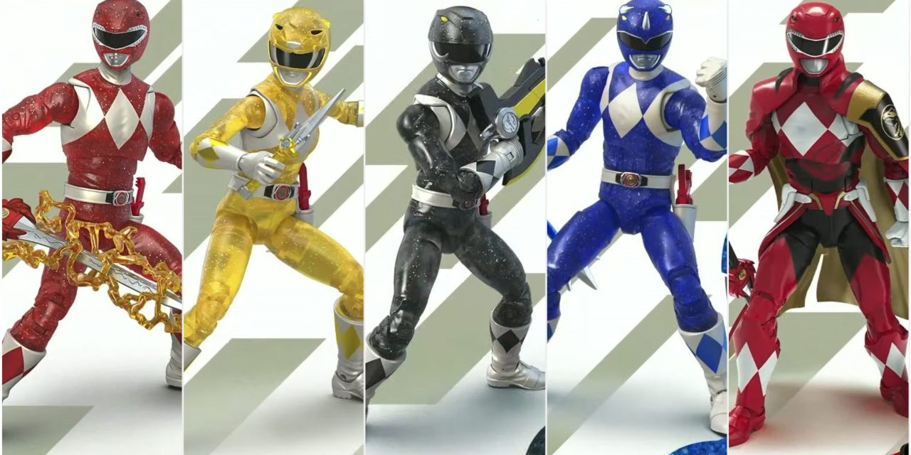 New Power Rangers Lightning Collection Figures Revealed At Hasbro Fan Fest