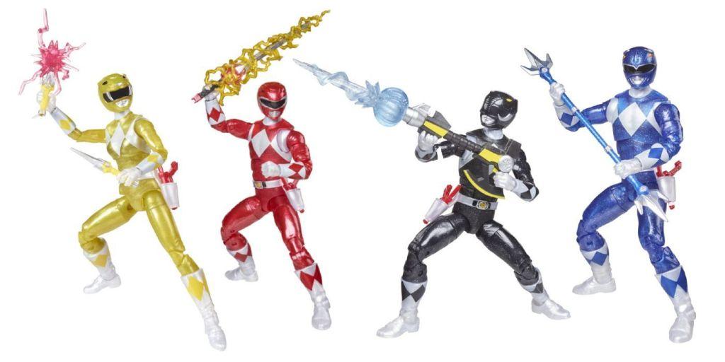 lightning collection metallic armor