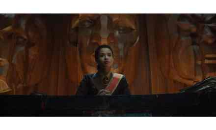 LOKI: Gugu Mbatha-Raw's New Character Reveal Indicates Possible Dangerous Ties to Kang The Conqueror.