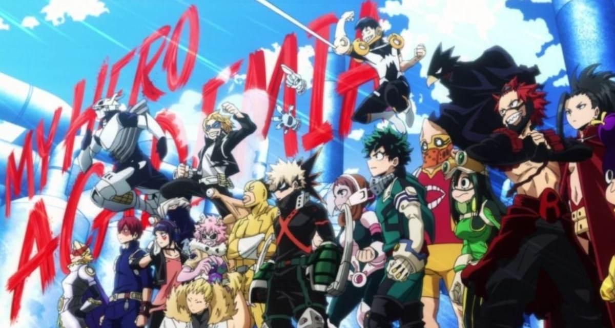 My Hero Academia Season 5 Headed To Toonami On May 8th