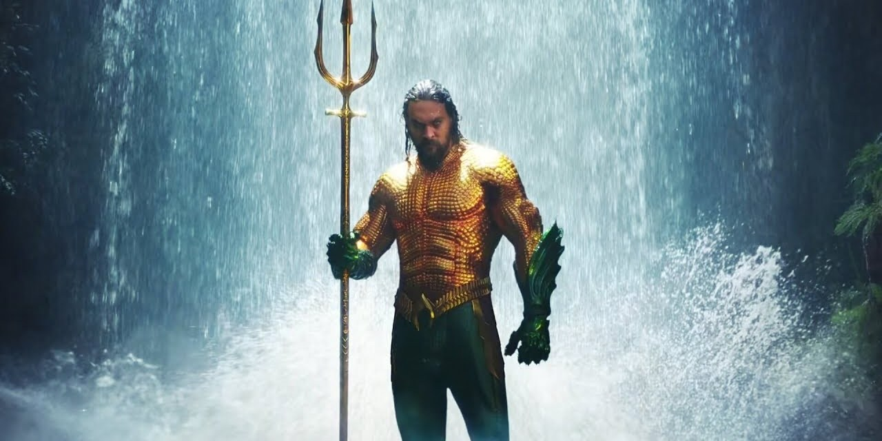 AQUAMAN AND THE LOST KINGDOM Is The Official Title Of The James Wan-Directed DC Sequel Starring Jason Momoa