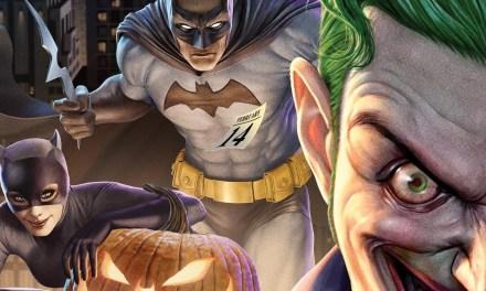 Batman: The Long Halloween Part 1 Unveils New Dynamic Cover Art