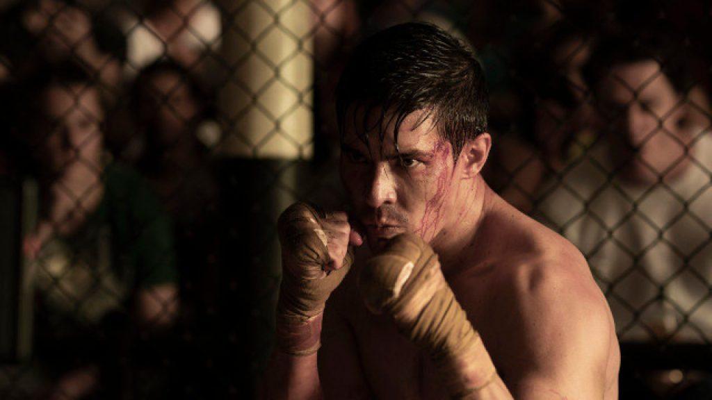 Mortal Kombat Lewis Tan Cole Young