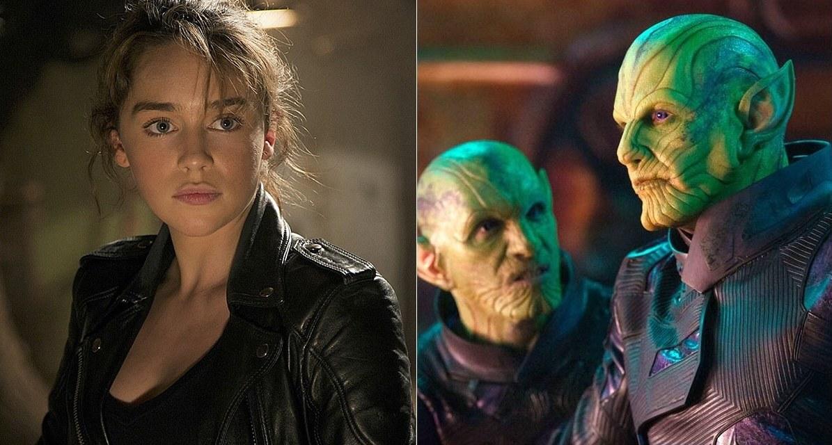 Emilia Clarke Joins the MCU in the Disney+ Series Secret Invasion