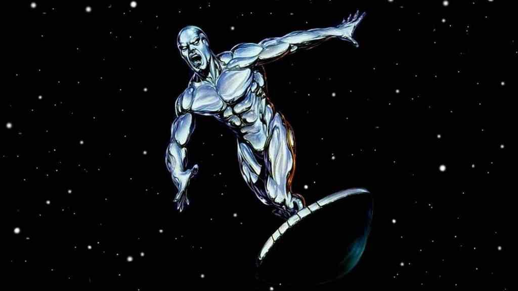 Silver Surfer Adam McKay Marvel Comics