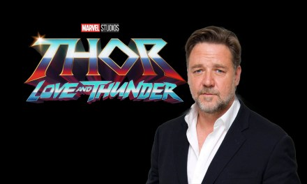 Russell Crowe Reveals Which Marvel Character He's Playing In Thor: Love and Thunder