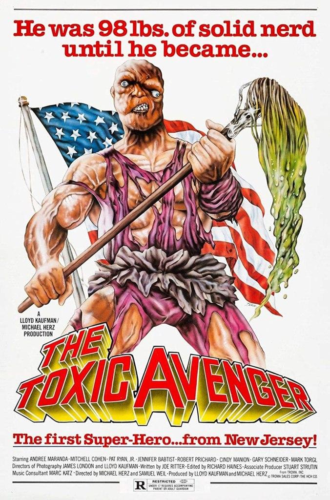 The Toxic Avenger The Illuminerdi Elijah Wood