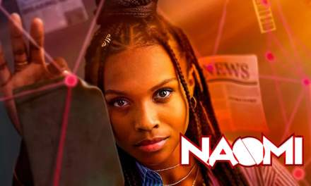 Naomi: 1st Look at Kaci Walfall Captures The Spirit Of The Comic In New Reveal