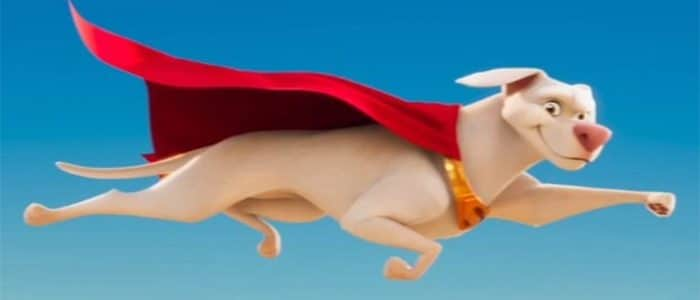 DC League of Super Pets Krypto