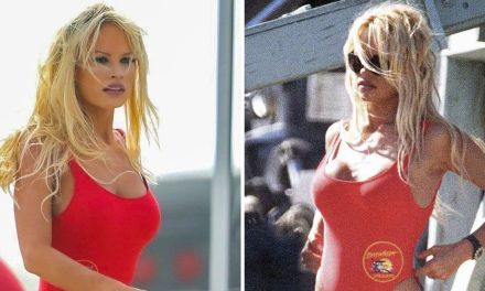 New Pam and Tommy Photos Reveal Lily James' Stunning Transformation Into Baywatch Pamela Anderson