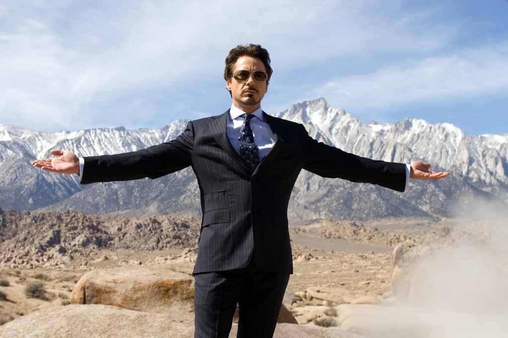 Robert Downey Jr. Bag Man Killmonger
