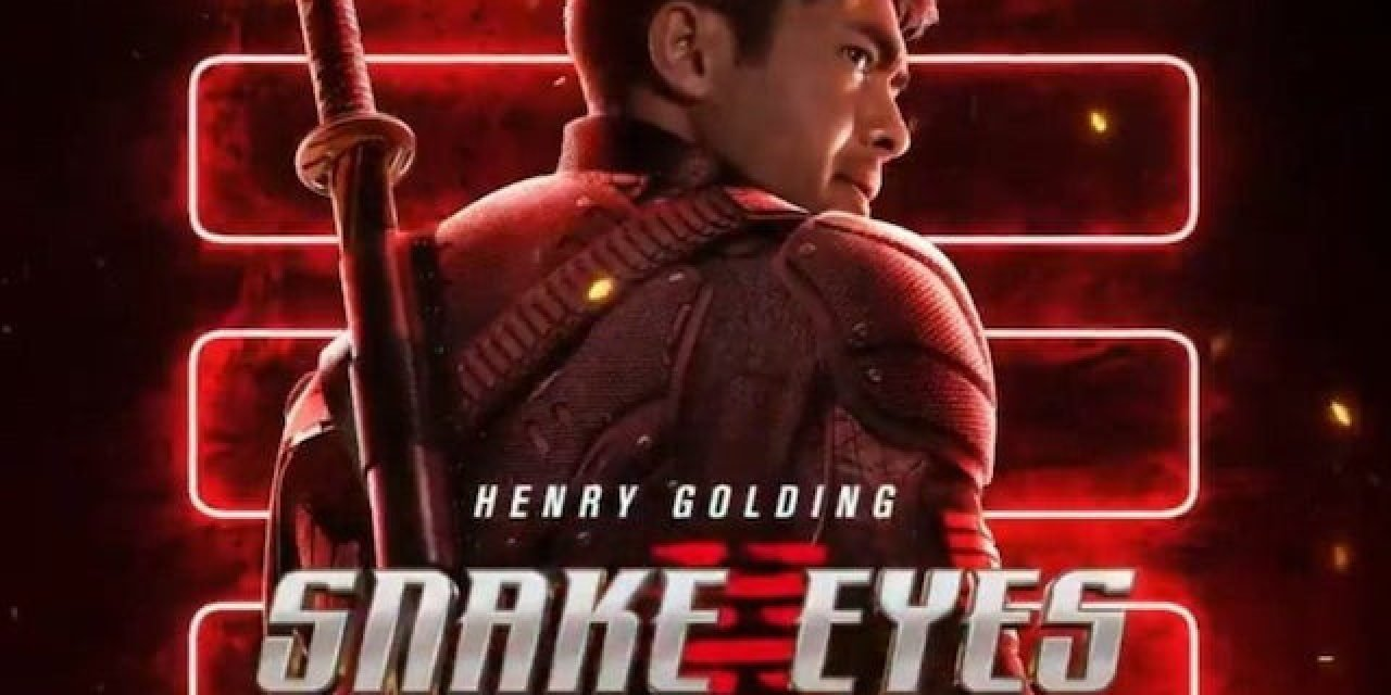Snake Eyes: G.I. Joe Origins: Watch The Origin Of A G.I. Joe Badass In New Teaser Trailer