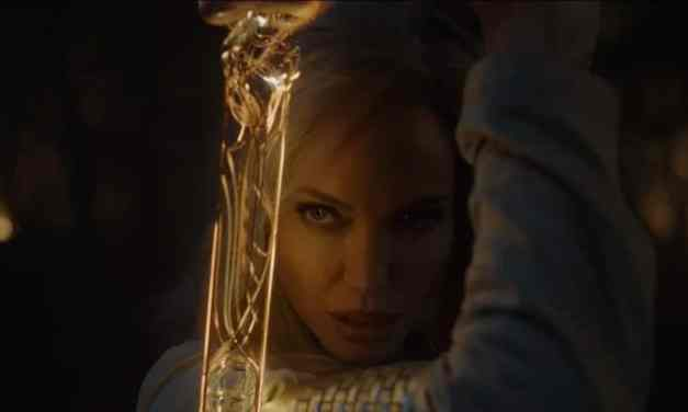 Eternals' Angelina Jolie Reveals Why She Joined MCU Epic And Salma Hayek On Making Superhero Dreams A Reality