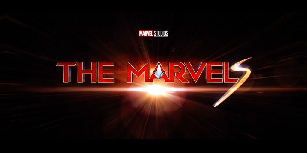 the marvels - logo Ms Marvel