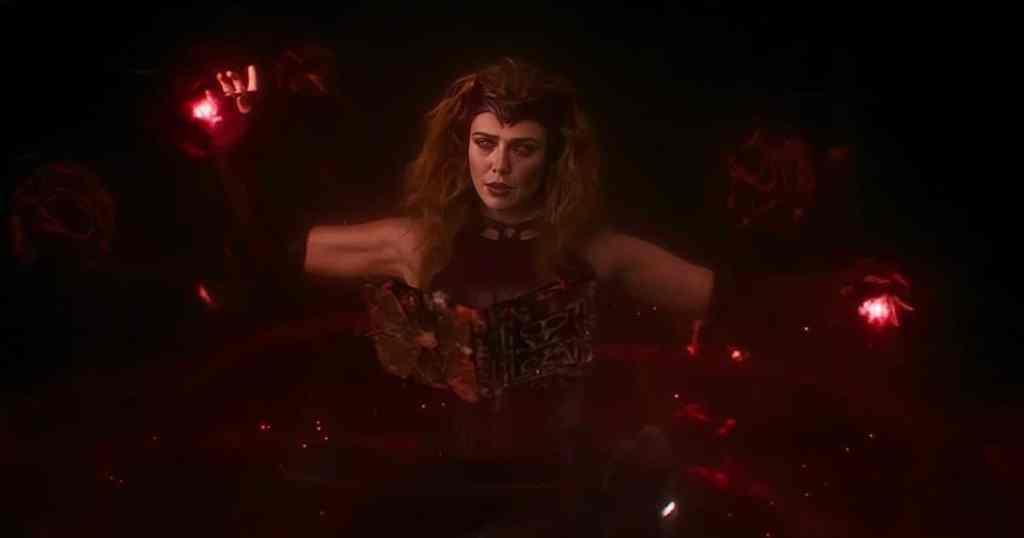 Wanda Maximoff WandaVision Scarlet Witch