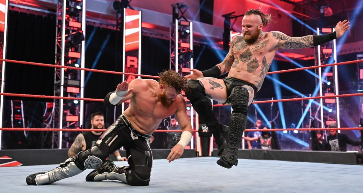 Aleister Black Speaks About His Release And Easter Eggs For Fans