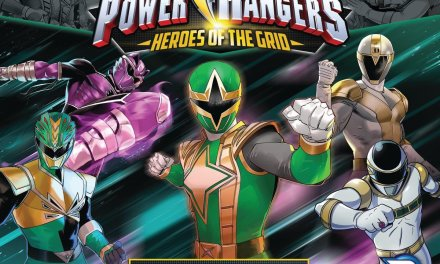 Power Rangers: Heroes of the Grid New Expansion Includes HyperForce Green and the Titanium Ranger