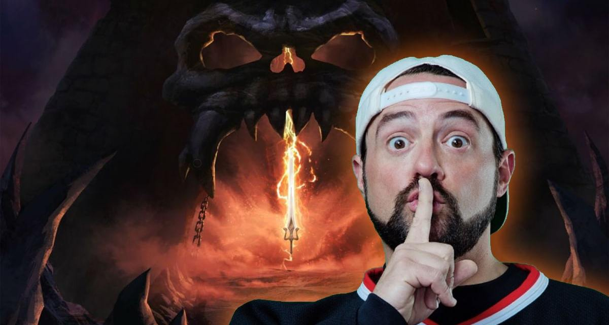 Kevin Smith Shares BTS Video look at Masters of The Universe, Scare Glow,  and Hints at Huge Teela Revelation! - The Illuminerdi