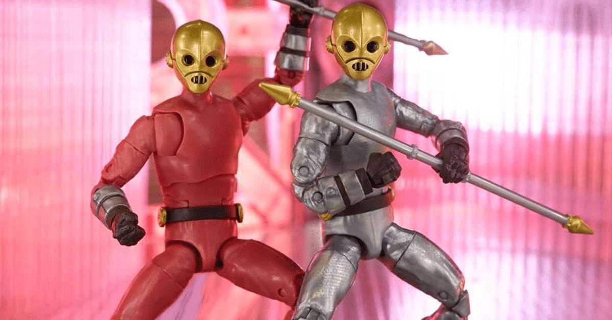 Power Rangers Lightning Collection Cog Figures Leak Ahead of Power Morphicon Online Event