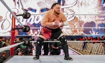 Samoa Joe Is Back In WWE And Will Work Within NXT
