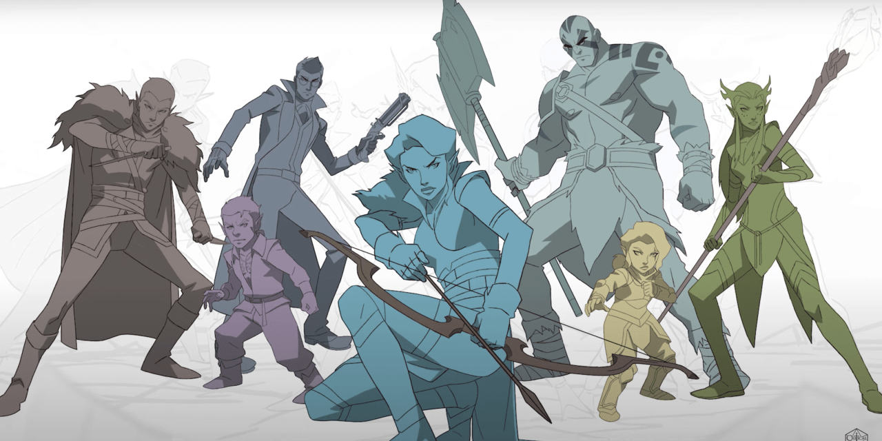 The Legend Of Vox Machina New BTS Video Teases Epic Score And Hilarious Original New Songs For Scanlan Shorthalt