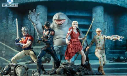 The Suicide Squad Director Reveals New McFarlane Toys For Upcoming DCEU Movie