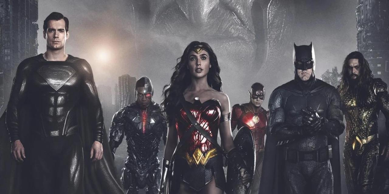 Zack Snyder's Justice League Gets New Blu-ray And 4K Release Date