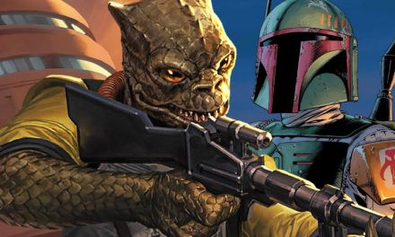 Star Wars Bounty Hunter Bossk Rumored To Make Surprise Appearance in The Book of Boba Fett