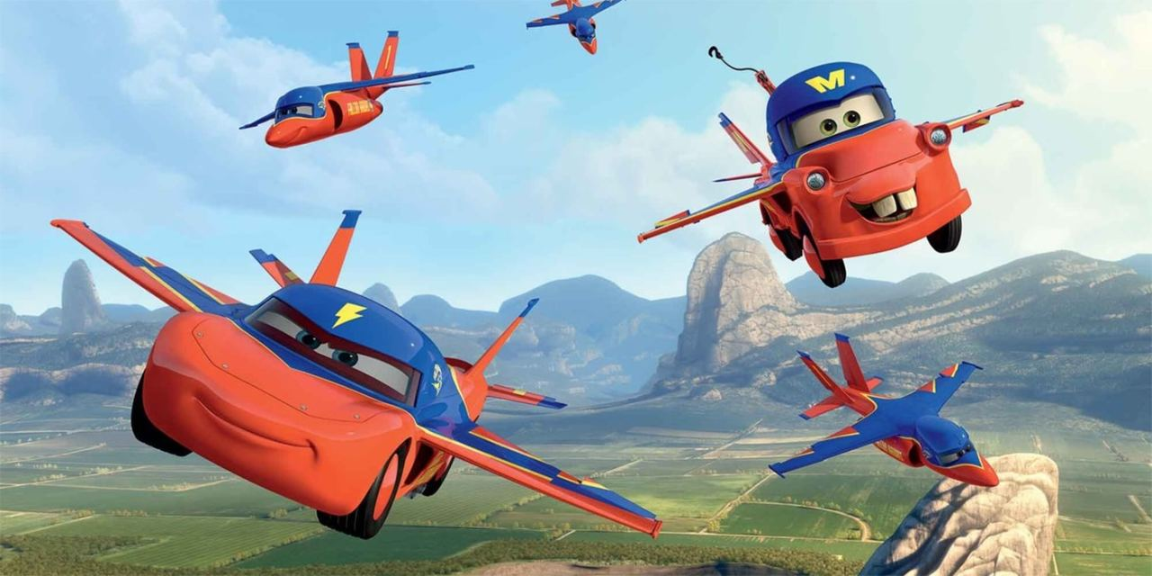 Cars: New Disney+ Series To Star Familiar Faces From Planes