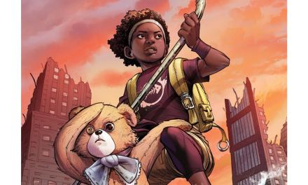 EVe #1 and #2 Comic Review: A Daring Adventure Story Begins