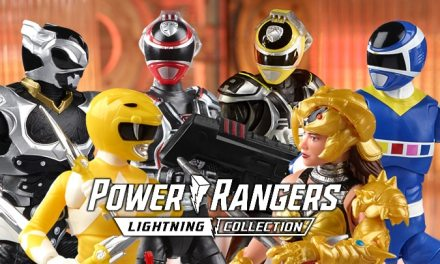 Hasbro's Power Rangers Lightning Collection: Heading In A New Direction?