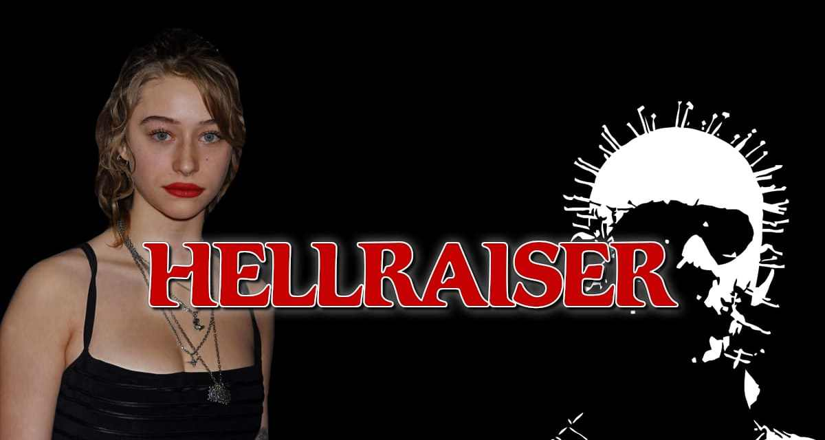 Hellraiser: Odessa A'Zion To Star In Upcoming Horror Reboot: Exclusive