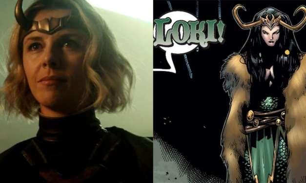 Lady Loki and 2nd Enchantress' Fascinating History Explained