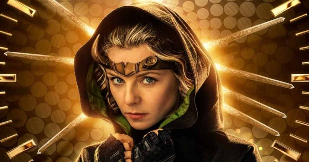 Lady Loki Sophia Di Martino Gamora